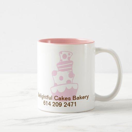 Le C.C DURCISSENT 20%PINK, la boulangerie délicieu Mug À Café