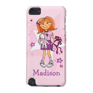 Le cadeau de Girlie caresse le rose ajoutent votre Coque iPod Touch 5G