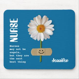 Le cadeau nommé Mousepad de l infirmière faite sur Tapis De Souris
