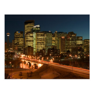 Le Canada, Alberta, Calgary : Calgary du centre, Cartes Postales
