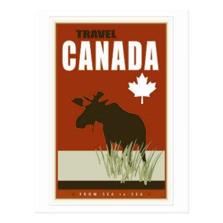 Le Canada Cartes Postales