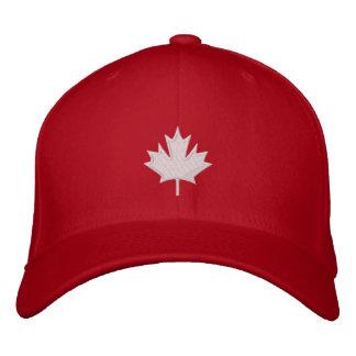 Le Canada Casquette De Baseball Brodée
