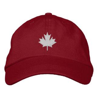 Le Canada Chapeaux Brodés