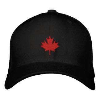 Le Canada Chapeau Brodé
