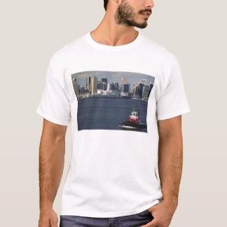 Le Canada, Colombie-Britannique, Vancouver. Du T-shirt