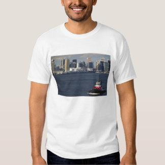 Le Canada, Colombie-Britannique, Vancouver. Du Tshirts