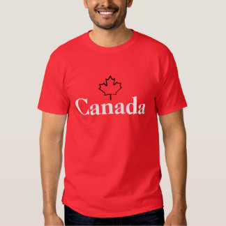 Le Canada Tee-shirt