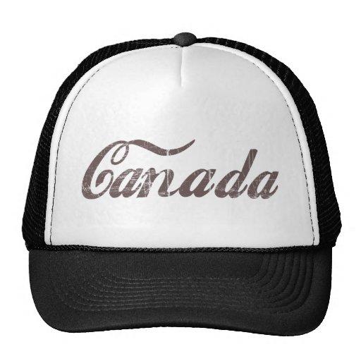 Le Canada vintage Casquette De Camionneur