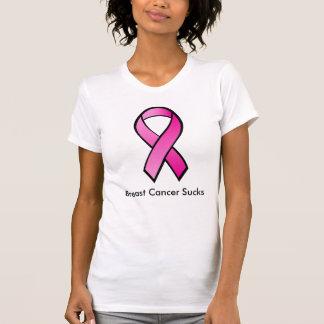 Le cancer du sein suce le T-shirt