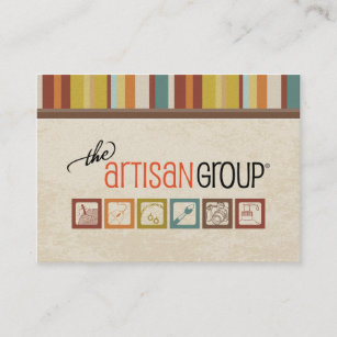 Le Carte De Visite Groupe Dartisan