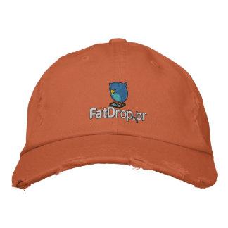 Le chapeau de FatDrop.pr a brodé la casquette de b Casquette Brodée
