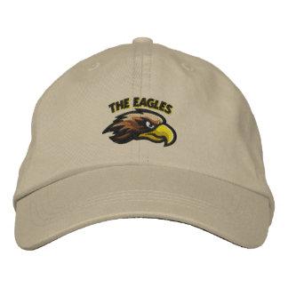 Le chapeau d'Eagles Casquette Brodée