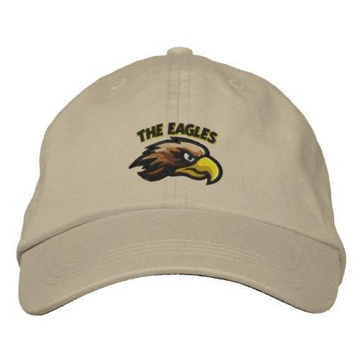Le chapeau d'Eagles Casquettes De Baseball Brodées