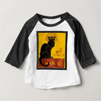Le Chat D'Amour Love Greeting Baby T-Shirt