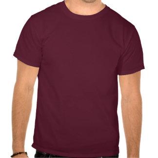 Le chat de plafond vous observe t-shirts