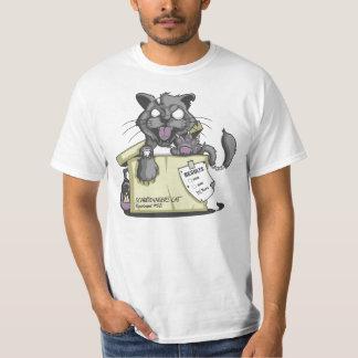 Le chat de Schrodinger T Shirts