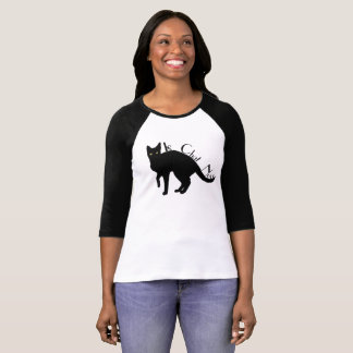 Le Chat Noir Black Cat French Shirt