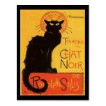 Le Chat Noir Post Cards