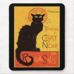 Le Chat Noir Tapis De Souris