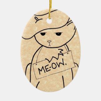 Le Chat Ornament