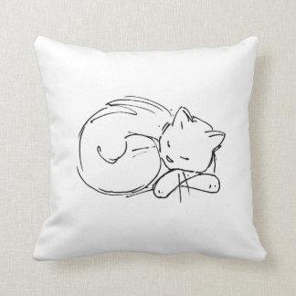 Le Chat Pillow