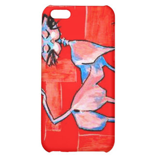 Le Chat Snob Cover For iPhone 5C