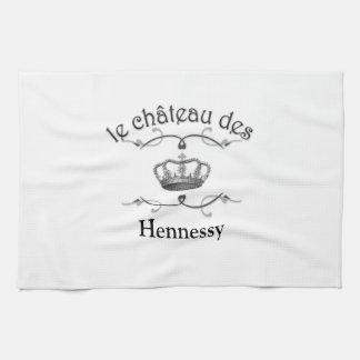 le chateau des YOUR NAME v.2 Kitchen Towel