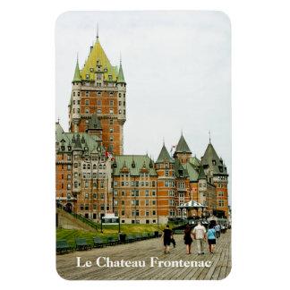Le Chateau Frontenac Québec City Canada Magnet