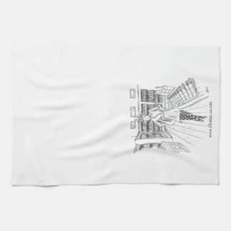 Le Chef- Wine Selection Kitchen Towel