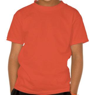 Le citrouille effrayant badine le T-shirt