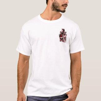 Le coeur a ses raisons que la raison ne ...  T-Shirt