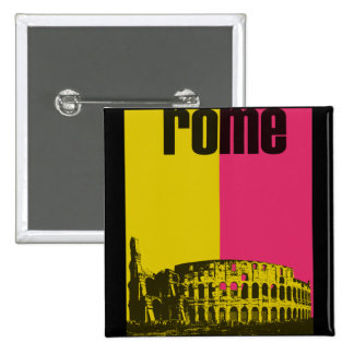 Le Colisé à Rome Badges