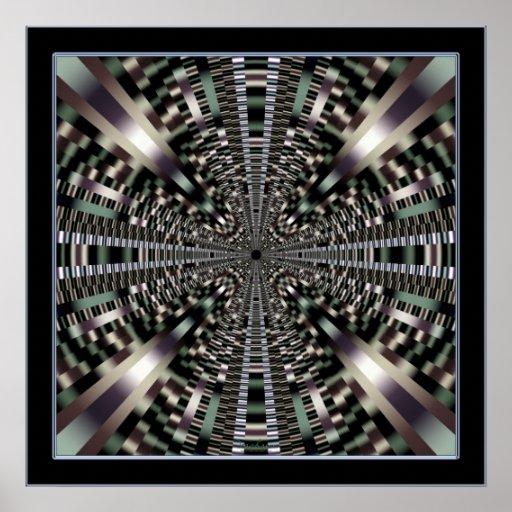 Le Collider nano final de Proton Posters