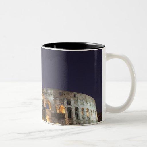 Le Colosseum ou le Colisé romain, à l'origine Mug À Café