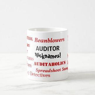 Le commissaire aux comptes surnomme la tasse