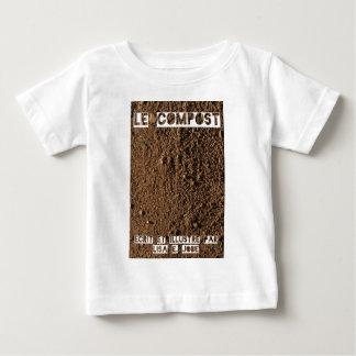 Le Compost French Cover Baby T-Shirt