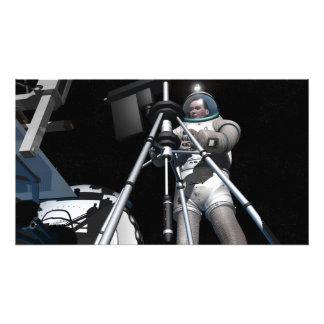 Le concept de l artiste de la future exploration d impression photographique