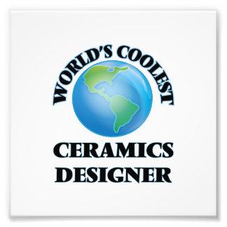 Le concepteur de la céramique le plus frais du tirages photo