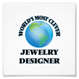 Le concepteur des bijoux le plus intelligent du photo d'art