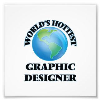 Le concepteur le plus chaud du monde photos sur toile