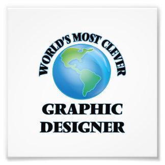 Le concepteur le plus intelligent du monde photo d'art