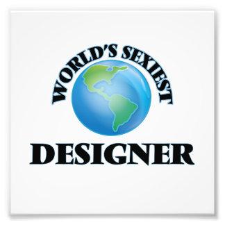 Le concepteur le plus sexy du monde impressions photo
