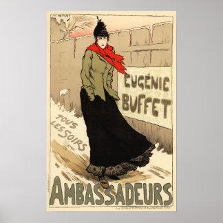Le Concert Des Ambassadeurs Poster
