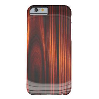 Le cool a verni la caisse en bois de l'iPhone 6 de