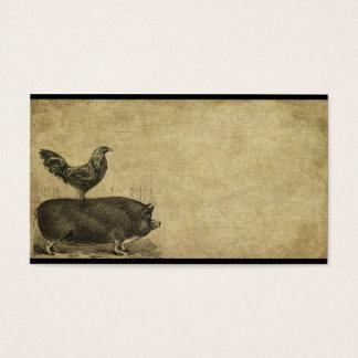 Le coq et le porc Stack-2- Prim des cartes de
