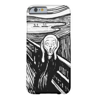 Le cri perçant par Edvard Munch Coque iPhone 6 Barely There