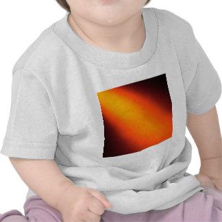 Le cristal abstrait reflètent la torche t-shirt
