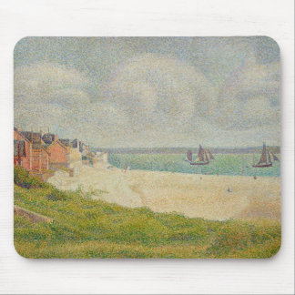 Le Crotoy looking Upstream, 1889 Mouse Pad
