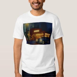 Le dépanneur - 5h du matin t-shirt