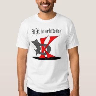 le DK dans le monde entier T-shirt